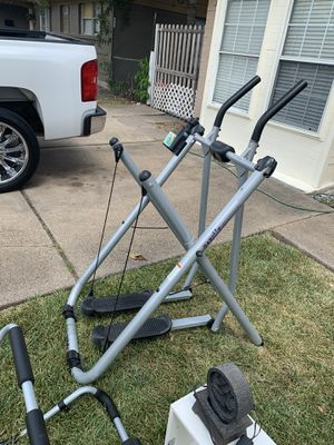 Gazelle Exercise equipment and Abdominal Machine for Sale in Garland, TX