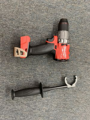 M18 FUEL 18-Volt Lithium-Ion Brushless Cordless 1/2 in. Hammer Drill / Driver (Tool-Only) for Sale in Houston, TX
