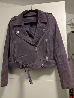Suede Jacket for Sale in Washington, DC