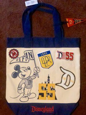 Disneyland Park - New large canvas tote bag for Sale in Glendale, CA