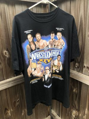 WWE WrestleMania 27 T-shirt for Sale in Tampa, FL