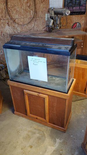 29 gallon fish tank custom base for Sale in Marydel, DE