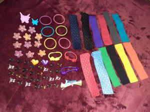 Small Hair Accessories Lot for Sale in Kalamazoo, MI