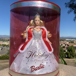 2001 HOLLIDAY BARBIE collectible for Sale in Vista, CA