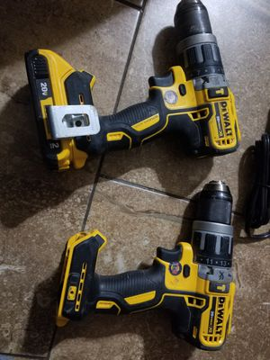 Dewalt 20v max xr drill for Sale in Houston, TX