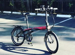 Folding bike Tern link D8 for Sale in Santa Clara, CA