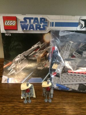 Lego Star Wars Magnaguard Fighter 7673 for Sale in Reston, VA