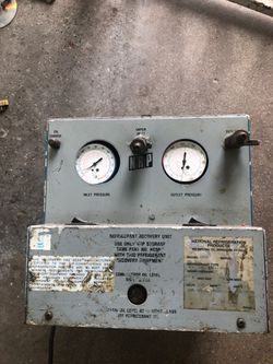 Evacuation pump Freon recycler for Sale in Miami,  FL