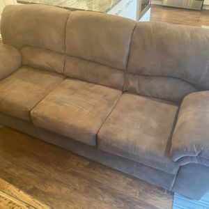 Ashley Furniture Couch And Chair for Sale in Columbus, OH