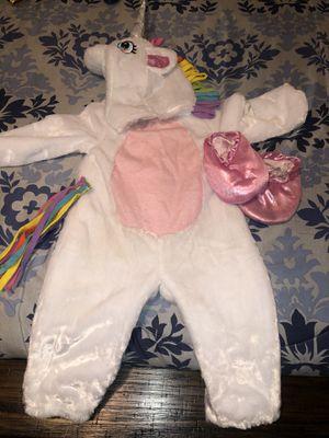 Unicorn Costume Infant 12-24 months for Sale in San Bernardino, CA