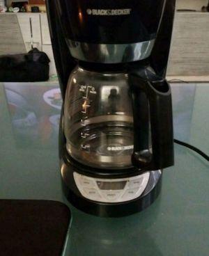 Coffee maker black&decker for Sale in Tampa, FL