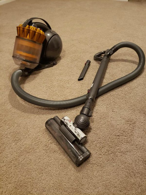 Dyson Big Ball Bagless Canister Vacuum