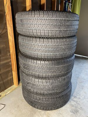 Set of suspension parts /tires for Jeep Wrangler 2015 for Sale in League City, TX