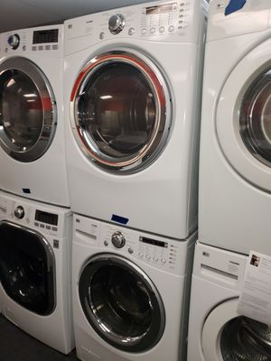 LG electric front load set washer and dryer in great condition for Sale in Windsor Mill, MD