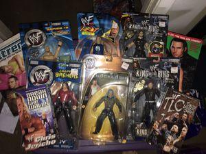 2001-2002 WWF/WWE BUNDLE for Sale in San Antonio, TX