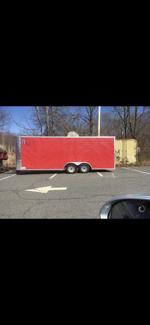 2016 Arising Landscape Trailer 8.5 x 22 feet for Sale in Parsippany, NJ
