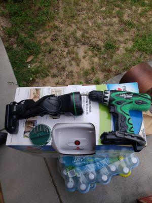 Hitachi drill set for Sale in Grand Island, FL
