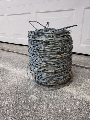 2 Point Barbed Wire Roll for Sale in San Antonio, TX