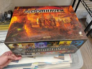 Gloomhaven board game - NEW for Sale in Mountain Lakes, NJ