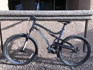 Diamondback Full Suspension Mountain Bike for Sale in Las Vegas, NV