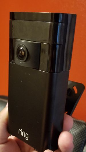 RING STICK UP CAMERA WIRELESS S ALL YOU NEED IS wifi connect for Sale in San Antonio, TX