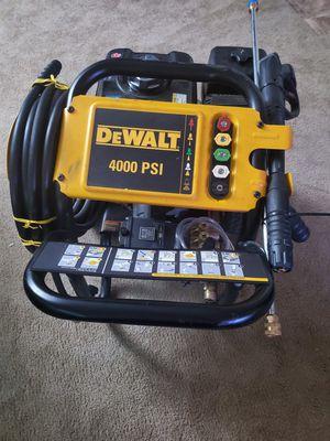 DeWalt Pressure Washer for Sale in Imperial Beach, CA