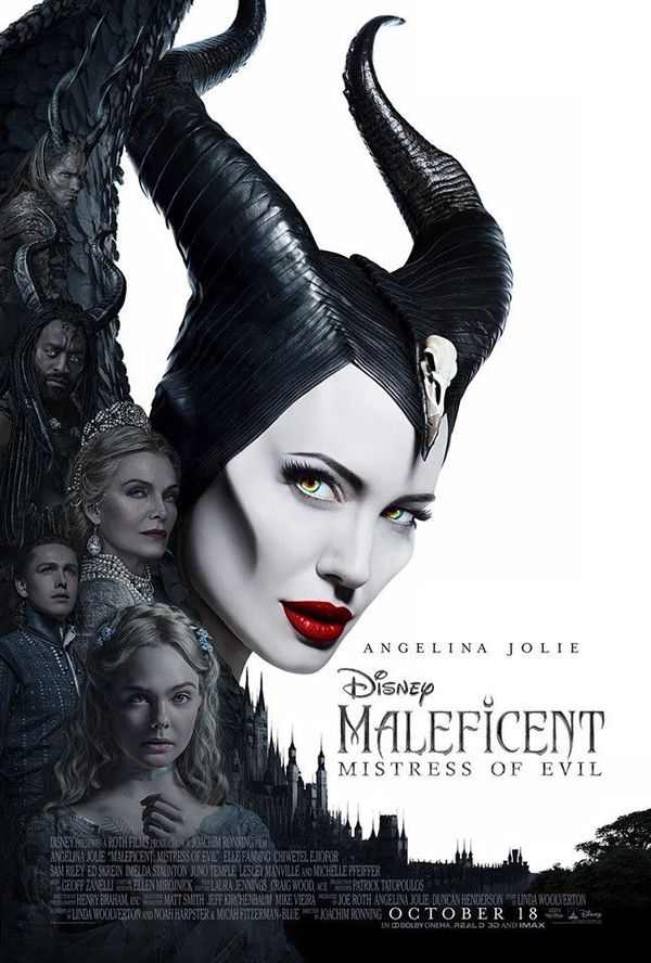 Digital Code For Sale! Maleficent 2: Mistress Of Evil