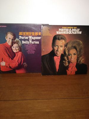 Porter Wagoner & Dolly Parton for Sale in Hudson, FL