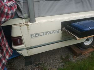 1991 Fleetwood Coleman pop up camper for Sale in Vancouver, WA