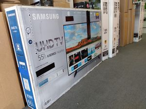 """55"""" Samsung 4k UHD Smart HDR LED Tv for Sale in Lincoln Acres, CA"""
