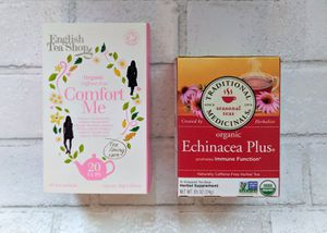 Unopened herbal tea - 2 boxes, Chamomile and Echinacea key ingredients for Sale in Houston, TX