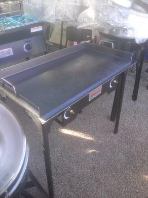 Comal greso con estufa de alta pression 175 for Sale in Las Vegas, NV