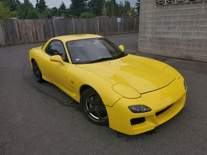 1993 Mazda Rx7 Type R Rhd for Sale in Yelm, WA