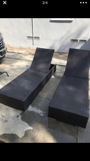 Pool lounge chairs for Sale in Norco, CA