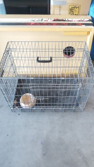 Medium size dog kennel for Sale in Phoenix, AZ