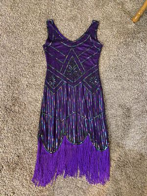 Purple Dress Sequin Sparkle Shine for Sale in Kansas City, MO