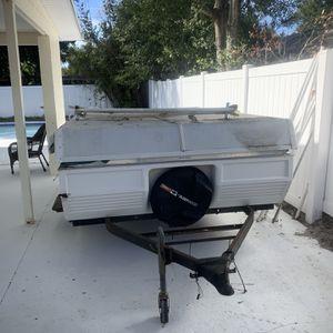 Coleman Fleetwood Pop Up Camper for Sale in Orlando, FL