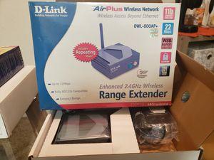 Wifi range extender for Sale in Sanford, FL