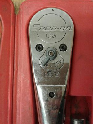 Snap-on torque wrench for Sale in Federal Way, WA