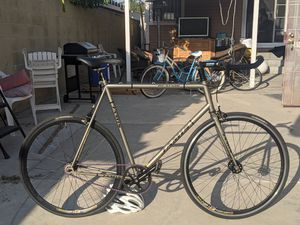 RARE 2009 JAMIS FIXIE SINGLE-SPEED CITY COMMUTER BIKE *LIKE NEW! *BARELY USED! *TUNED UP! *READY to RIDE! for Sale in Los Angeles, CA