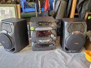 Panasonic cd stereo system for Sale in Lodi, CA