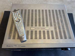 Used HARMAN/KARDON AVR Amplifier/Receiver + PARADIGM Speakers for Sale in Cerritos, CA