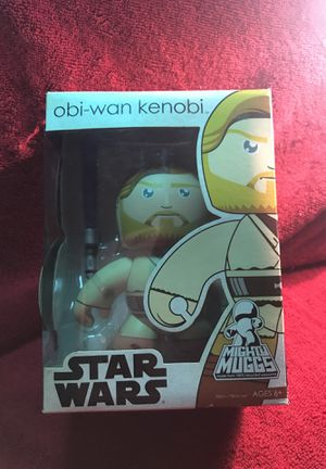 Mighty Muggs: Star Wars: Obi Wan for Sale in Las Vegas, NV