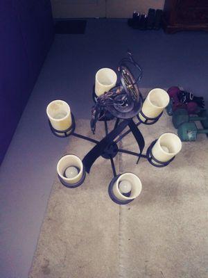 Nice light fixture 6 . for Sale in Burien, WA