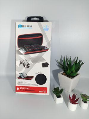 4 in 1 Starter kit for Nintendo Switch for Sale in Loma Linda, CA