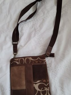 Genuine Coach Bag. Small Crossbody Bag for Sale in Merrimac,  MA