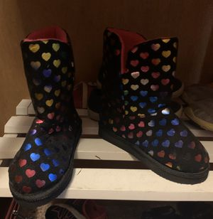 Girl boots for Sale in El Cajon, CA