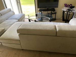 BOBS sectional couch set for Sale in North Port, FL