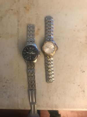2 watch for Sale in Pomona, CA