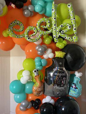 Halloween balloons / Halloween party / decor for Sale in Santa Ana, CA